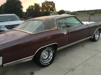 1971 Chevrolet Monte Carlo Overview