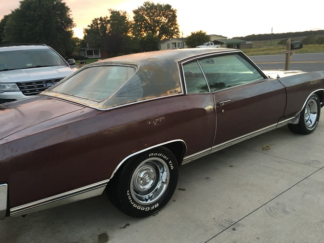 Picture of 1971 Chevrolet Monte Carlo