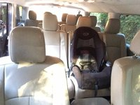 Picture of 2014 Nissan NV Passenger 3500 HD SL, interior