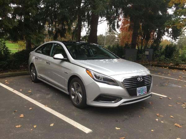 Picture of 2016 Hyundai Sonata Hybrid Limited FWD, gallery_worthy