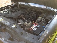 Picture of 2002 Mazda B-Series Truck 4dr Cab Plus B4000 Dual Sport, engine