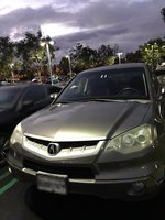 Picture of 2007 Acura RDX AWD w/ Tech Pkg, exterior