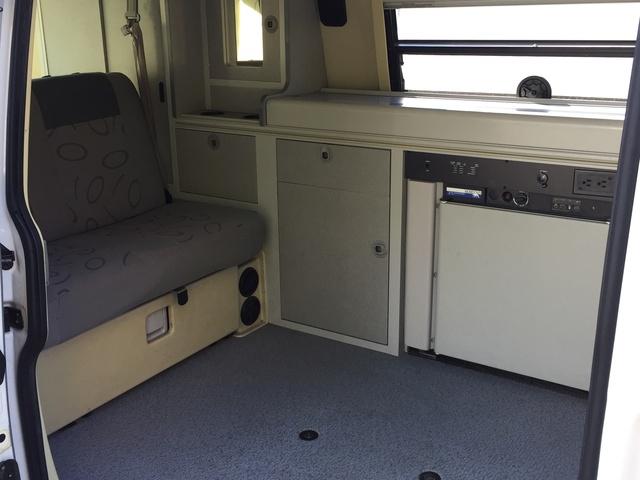 Picture of 2000 Volkswagen EuroVan 3 Dr MV Passenger Van, interior