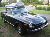1980 Fiat 124 Spider Picture Gallery