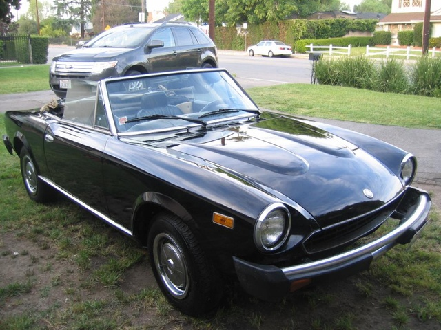 Picture of 1980 Fiat 124 Spider