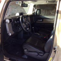 Picture of 2014 Toyota FJ Cruiser 4WD AT, interior