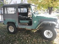Picture of 1976 Toyota Land Cruiser, exterior