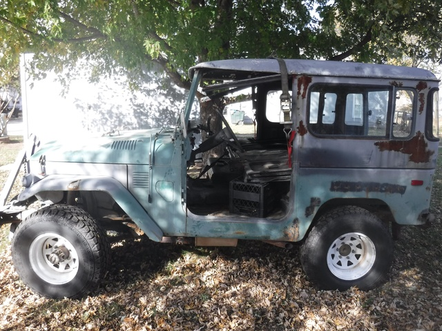 Picture of 1976 Toyota Land Cruiser