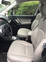 Picture of 2015 Subaru Forester 2.5i, interior