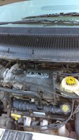 Picture of 2002 Chrysler Town & Country LX, engine