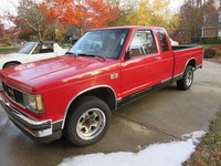 1988 GMC S-15 Overview