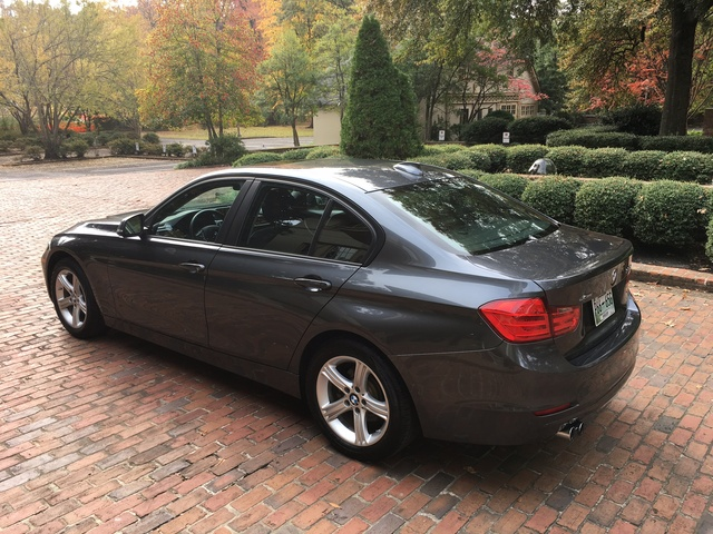 picture of 2014 bmw 3 series 328i xdrive sedan exterior. Cars Review. Best American Auto & Cars Review
