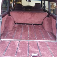 Picture of 1991 Jeep Grand Wagoneer 4 Dr STD 4WD SUV, interior