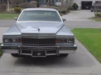 1978 Cadillac DeVille Picture Gallery