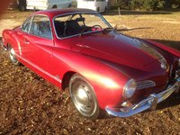 Picture of 1968 Volkswagen Karmann Ghia Coupe, exterior