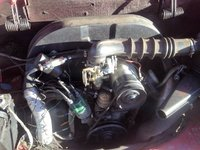 Picture of 1968 Volkswagen Karmann Ghia Coupe, engine