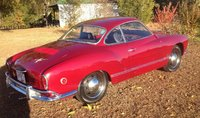 Picture of 1968 Volkswagen Karmann Ghia Coupe, exterior, gallery_worthy