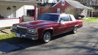 Picture of 1984 Cadillac DeVille Base Sedan, exterior