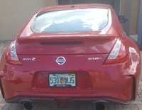 Picture of 2015 Nissan 370Z NISMO Tech, exterior