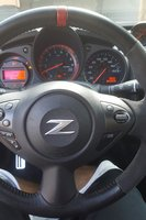 Picture of 2015 Nissan 370Z NISMO Tech, interior
