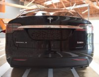 Picture of 2016 Tesla Model X P90D, exterior