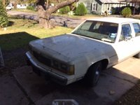 Picture of 1989 Ford Crown Victoria Base, exterior