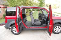 Picture of 2009 Honda Element EX AWD, interior
