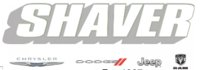 Shaver Chrysler Dodge Jeep RAM logo