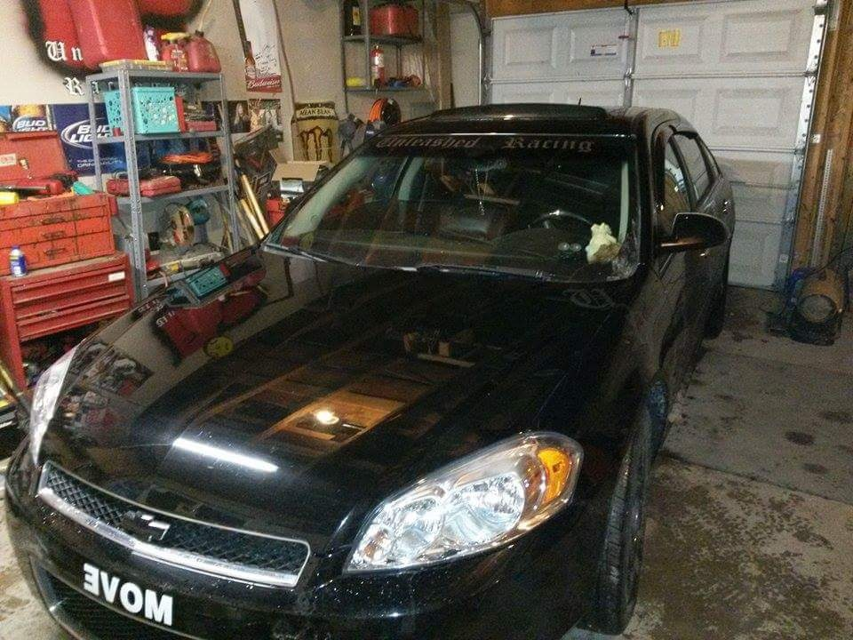 Chevrolet Impala Questions - 2012 impala ltz ecm bcm computer gone