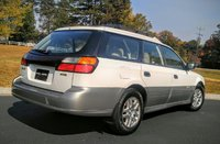 2001 Subaru Outback Picture Gallery