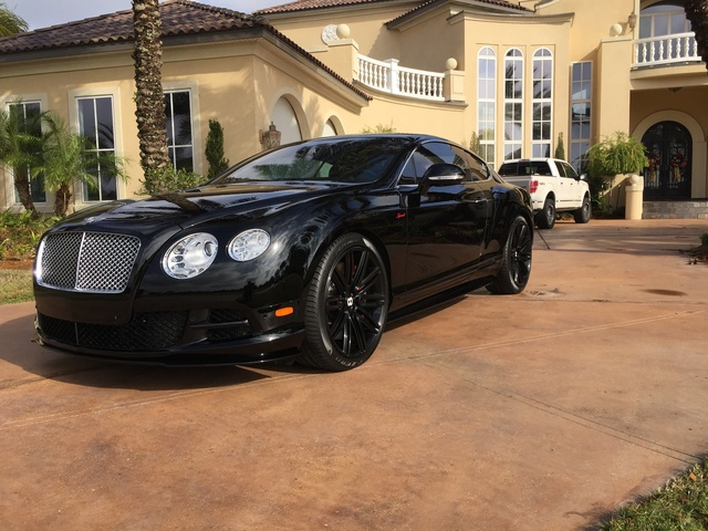 Picture of 2015 Bentley Continental GT Speed AWD, exterior, gallery_worthy