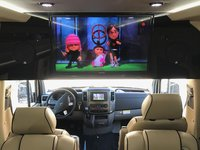 Picture of 2014 Mercedes-Benz Sprinter Cargo 3500 170 WB DRW Extended Cargo Van, interior