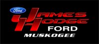 James Hodge Ford of Muskogee logo