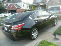Picture of 2014 Nissan Altima 2.5 S, exterior