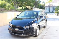 Picture of 2016 Chevrolet Sonic LT Hatchback, exterior