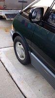 Picture of 1994 Toyota Previa 3 Dr LE Passenger Van, exterior