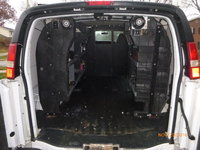 Picture of 2007 Chevrolet Express LS2500, interior