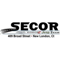 Secor Chrysler Dodge Jeep Ram logo