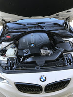 Picture of 2015 BMW 2 Series M235i xDrive, engine