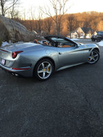 Picture of 2016 Ferrari California T Roadster, exterior