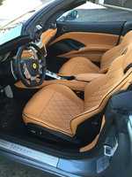 Picture of 2016 Ferrari California T Roadster, interior
