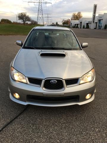 Picture of 2007 Subaru Impreza WRX Base