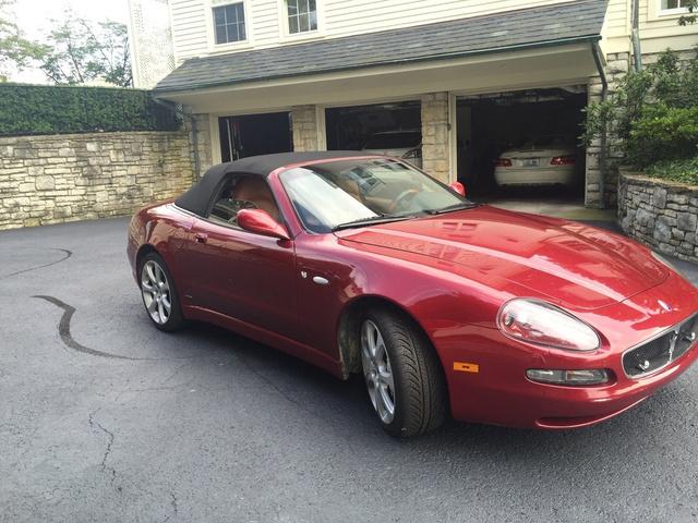 2003 Maserati Spyder - Pictures - CarGurus