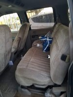 Picture of 1992 Chevrolet Suburban C1500, interior