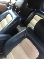 Picture of 2000 Chrysler Sebring JXi Limited Convertible, interior