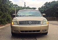 Picture of 2007 Mercury Montego Base, exterior