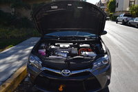 Picture of 2015 Toyota Camry Hybrid SE, engine