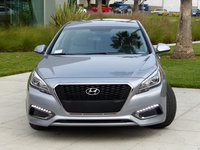 Picture of 2016 Hyundai Sonata Hybrid SE FWD, exterior, gallery_worthy