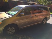 Picture of 2007 Honda Odyssey 4 Dr EX, exterior