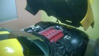 Picture of 2001 Dodge Viper 2 Dr ACR Competition Coupe, engine